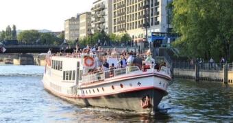 Ticket für Schiff in Berlin 01