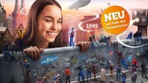 Little BIG City Berlin am Fernsehturm für Klassenfahrten