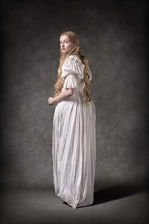 Berlin Dungeon weiße Frau