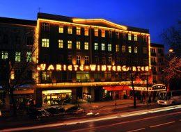 Wintergarten Theater Berlin außen