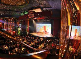 Wintergarten Theater Berlin Innenraum mit Bühne