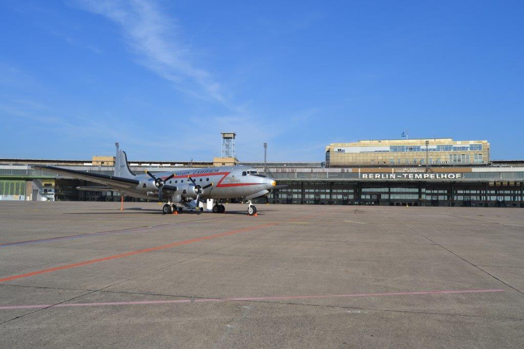 Flughafen tempelhof besichtigung