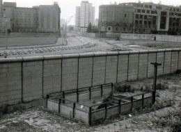 Die unterirdische Geschichte der Berliner Mauer
