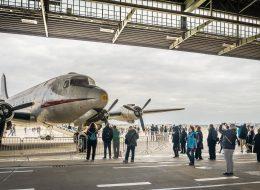 Flughafen Tempelhof Gebäude Führung 03