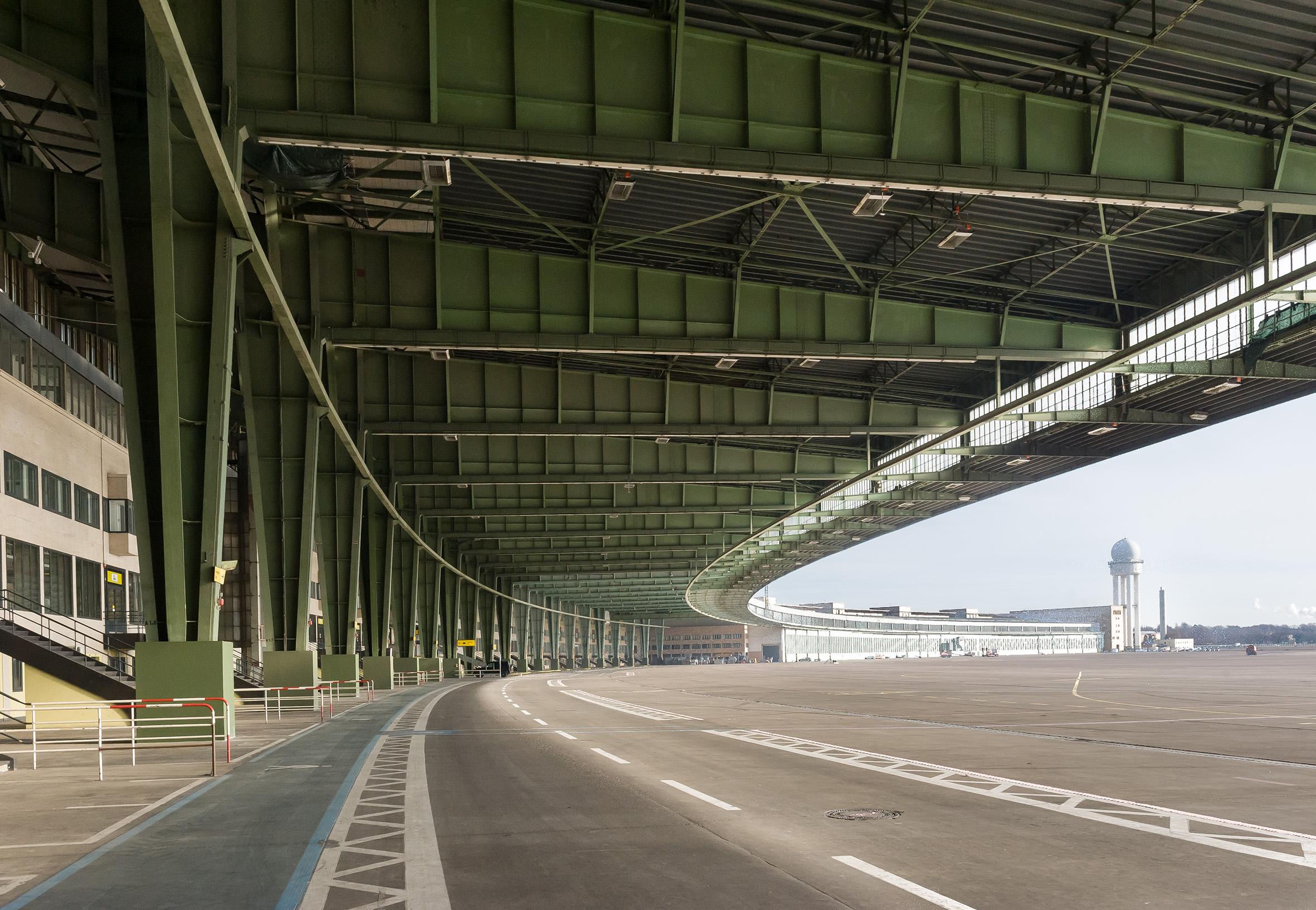 Flughafengebäude Tempelhof