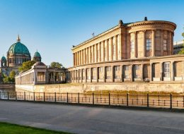 Museumsinsel Berlin Alte Nationalgalerie