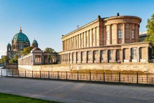 Museumsinsel Berlin Alte Nationalgalerie