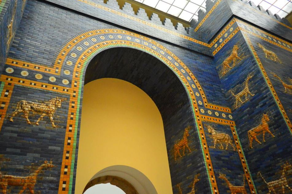 Pergamonmuseum Neues Museum Tour Museumspass Inberlinreisen