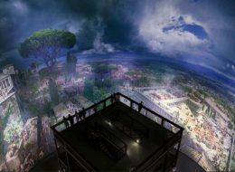 Museumsinsel Berlin Pergamonmuseum. Das Panorama von Asisi
