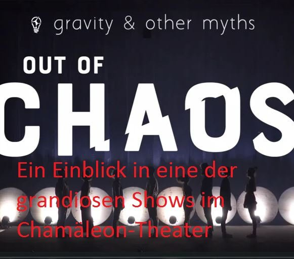 Out Of Chaos - Official Trailer