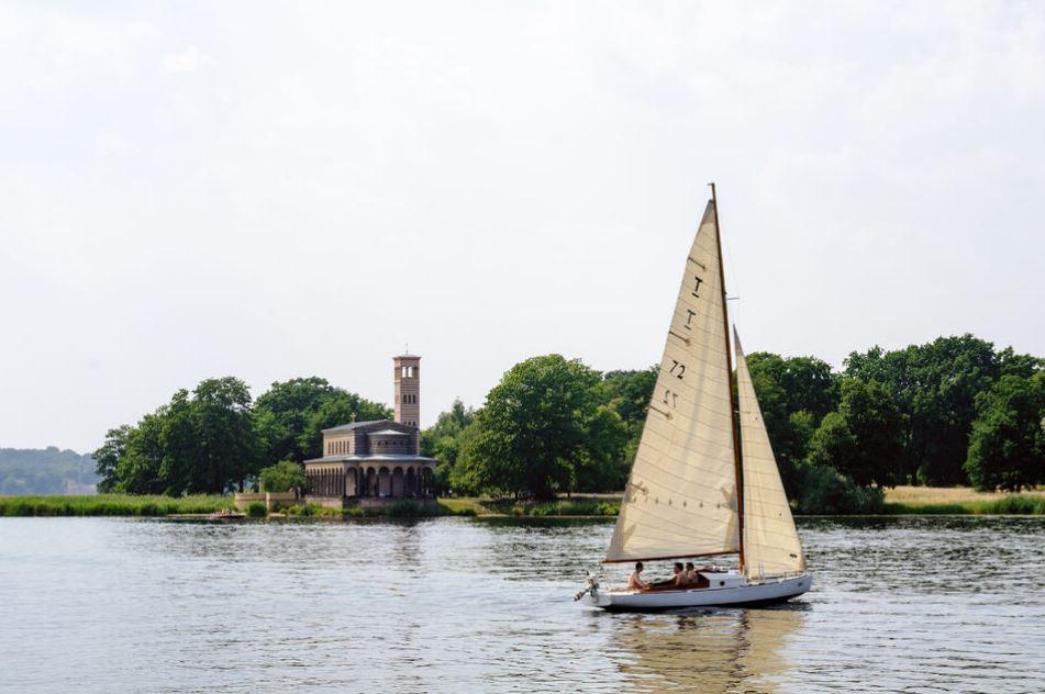 Online Ticket für die Schiff Weltkulturerbe Fahrt Berlin Wannsee nach Potsdam