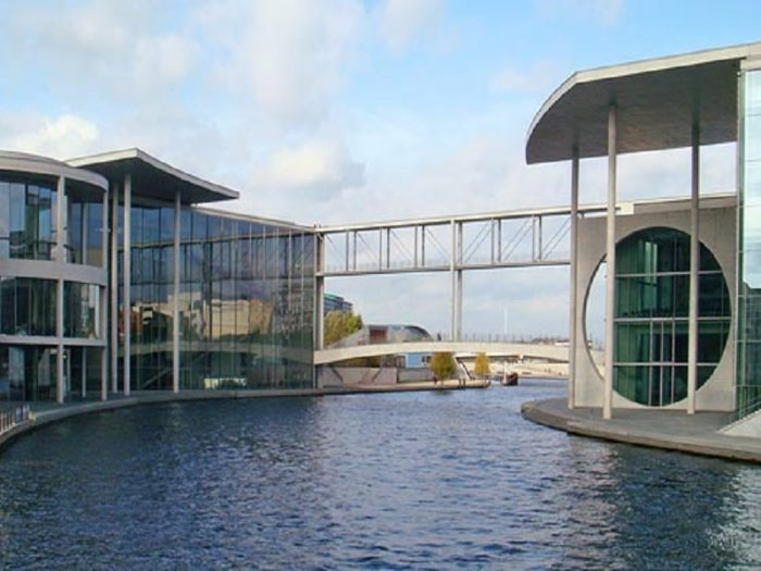 Berlin Schiff BWSG ArchitekTour