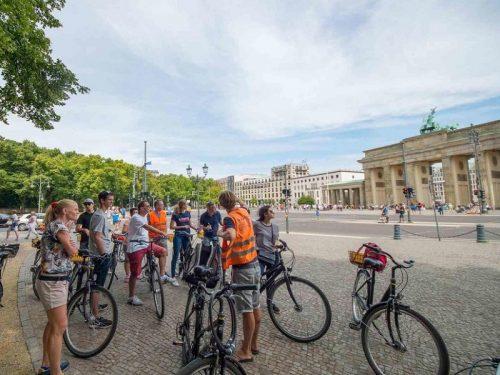Rad Tour in Berlin